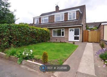Thumbnail 3 bed semi-detached house to rent in Hale Grove, Warrington