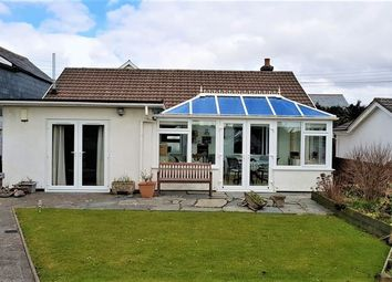Thumbnail 3 bed detached bungalow for sale in The Sidings, Pengelly, Delabole