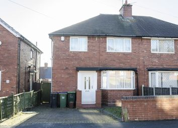 Thumbnail 4 bedroom semi-detached house to rent in Lincoln Road, West Bromwich