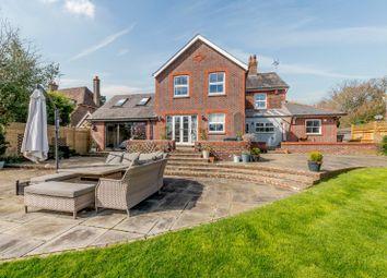 Thumbnail 5 bedroom detached house for sale in Sandhills Road, Barns Green, Horsham, West Sussex
