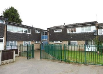 Thumbnail 2 bed flat for sale in Brook Farm Walk, Chelmsley Wood, Birmingham, West Midlands