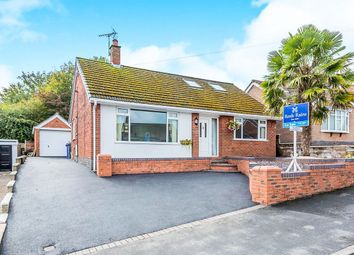 Thumbnail 3 bedroom bungalow for sale in Axon Crescent, Weston Coyney, Stoke-On-Trent
