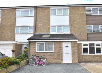 Thumbnail 5 bed town house for sale in Bude Crescent, Stevenage
