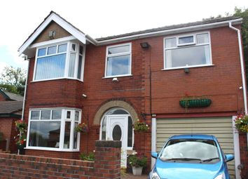 Thumbnail 4 bedroom detached house for sale in Knowsley Road, Bolton