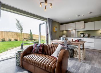 """Thumbnail 4 bedroom detached house for sale in """"The Glastonbury"""" at Greenhill Road, Coalville"""