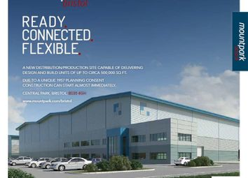 Thumbnail Warehouse for sale in Mountpark Bristol, Poplar Way West, Avonmouth, Bristol, Avon, UK