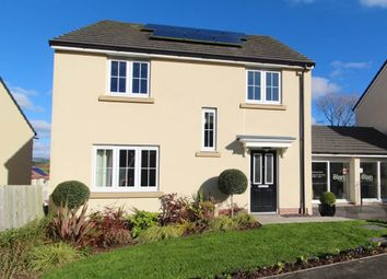"Thumbnail 4 bed detached house for sale in ""The Sheldon"" at Station Road, South Molton"