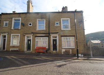 Thumbnail 4 bed end terrace house for sale in New Road, Halifax, West Yorkshire