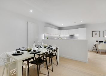 Thumbnail 3 bedroom flat for sale in 5 Starboard Way, Traders' Quarter At Royal Wharf, London
