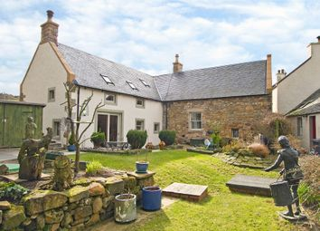 Thumbnail 4 bed cottage for sale in Long Croft, Mosshouses, Penicuik