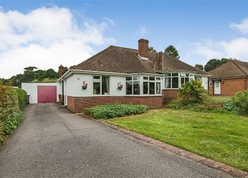 Thumbnail 2 bed semi-detached bungalow for sale in Heathcote Drive, East Grinstead, West Sussex