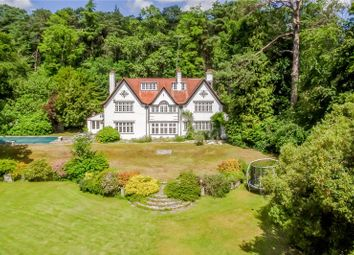 Thumbnail 6 bedroom detached house for sale in Frensham Vale, Lower Bourne, Farnham, Surrey