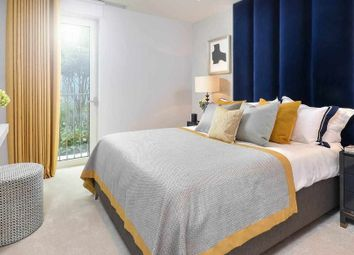 Thumbnail 2 bed flat to rent in Fountain Park Way, London