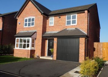 Thumbnail 4 bedroom detached house for sale in Whistle Hollow Way, Offerton, Stockport, Cheshire