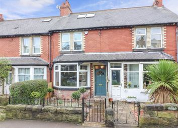 Thumbnail 4 bed terraced house for sale in Hookstone Road, Harrogate, North Yorkshire