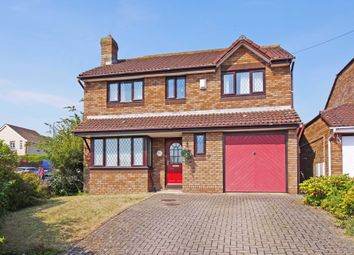 Thumbnail 4 bed detached house for sale in Walnut Close, Exminster, Exeter