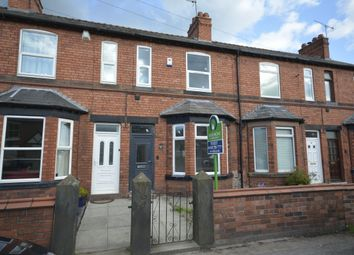 Thumbnail 2 bed terraced house to rent in Chester Road, Helsby, Frodsham