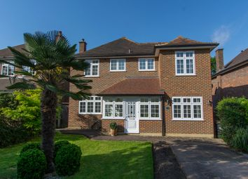 Thumbnail 4 bed detached house for sale in Kenwood Drive, Beckenham
