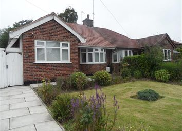 Thumbnail 3 bed bungalow to rent in Birch Avenue, Upton, Wirral
