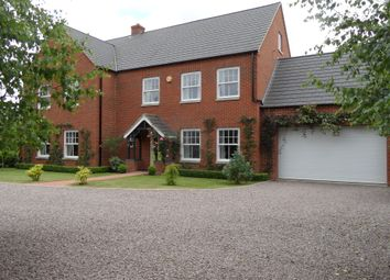 Thumbnail 5 bed detached house for sale in Kirkgate, Tydd St. Giles, Wisbech, Wisbech