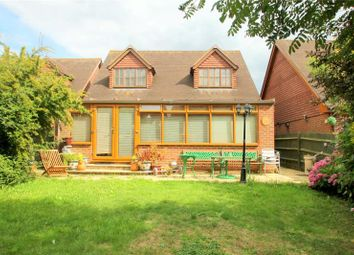 Thumbnail 4 bed detached house for sale in The Abbotts, Halewick Lane, North Sompting