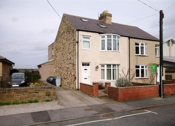 Thumbnail 4 bed semi-detached house for sale in Front Street, Esh, County Durham