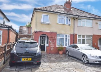 Thumbnail 3 bed semi-detached house for sale in Norbreck Avenue, Cheadle