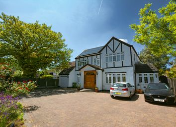 Thumbnail 4 bed detached house for sale in Nelmes Road, Emerson Park, Hornchurch