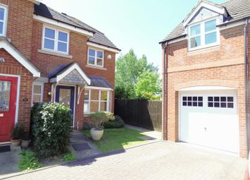 Thumbnail 3 bed end terrace house for sale in St. Marys Court, Kenilworth