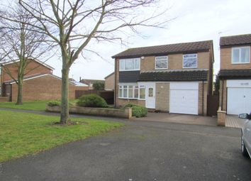 Thumbnail 5 bed detached house for sale in Kendal Drive, Cramlington