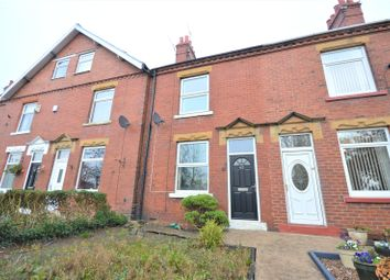 Thumbnail 3 bed terraced house for sale in Leeds Road, Methley, Leeds