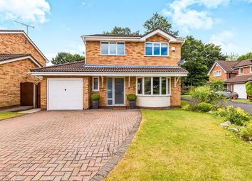 Thumbnail 4 bed detached house for sale in Tamar Close, Leyland