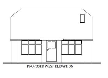 Thumbnail 4 bed bungalow for sale in Maidstone Road, Blue Bell Hill, Chatham