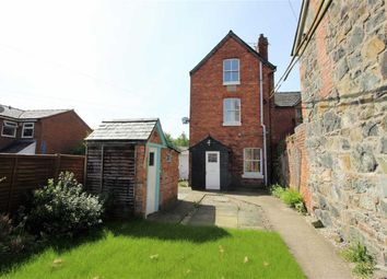 Thumbnail 3 bed terraced house for sale in Mountford House, High Street, Welshpool, Powys