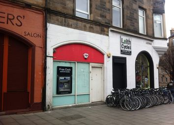 Thumbnail Commercial property for sale in 278 Leith Walk, Edinburgh