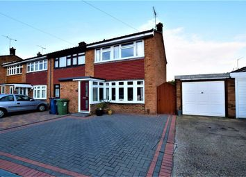 3 bed end terrace house for sale in Woodmanhurst Road, Corringham, Essex SS17