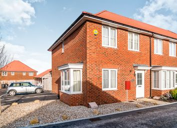 Thumbnail 3 bed end terrace house for sale in Beresford Grove, Aylesham, Canterbury