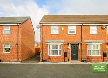 Thumbnail 3 bedroom end terrace house for sale in Water Reed Grove, Walsall