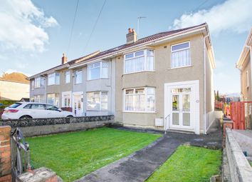 Thumbnail 3 bed end terrace house for sale in Hillside Avenue, Kingswood, Bristol