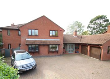 Thumbnail 5 bedroom detached house for sale in Tudor Gardens, Stony Stratford, Milton Keynes