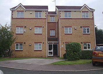 Thumbnail 1 bed flat to rent in Keer Court, Bordesley, Birmingham