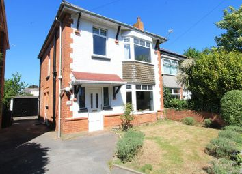 Thumbnail 3 bed detached house for sale in Cowper Road, Moordown, Bournemouth