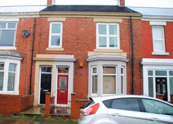Thumbnail 2 bed property for sale in Gladstone Street, Hebburn