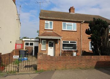 Thumbnail 3 bed semi-detached house for sale in Margetts Road, Kempston, Bedford