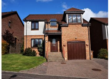 Thumbnail 4 bed detached house for sale in Dunvegan Gardens, Livingston