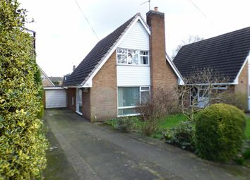 Thumbnail 3 bed detached house for sale in Manor Road, Sandbach