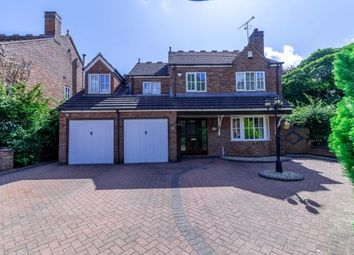 Thumbnail 4 bed detached house for sale in Appleby Gardens, Essington, Wolverhampton