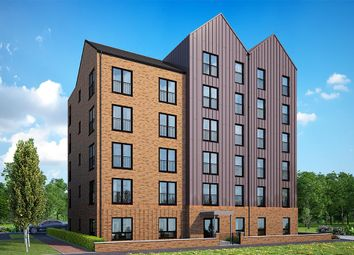 Thumbnail 2 bed flat for sale in Pinkston Road, Glasgow