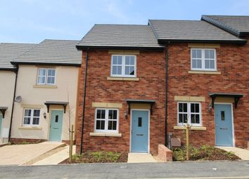 Thumbnail 2 bed terraced house for sale in Rudchester Close, Dovecote Place, Newcastle Upon Tyne