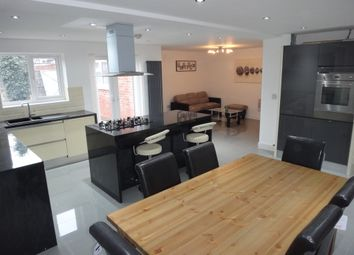 Thumbnail 5 bedroom semi-detached house for sale in Edenhall Close, Off Peebles Way, Leicester